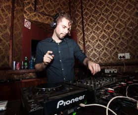 J. Axel @ Kitcheners, Johannesburg